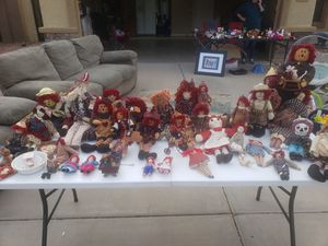 Raggedy Ann and Andy collection for Sale in Glendale, AZ