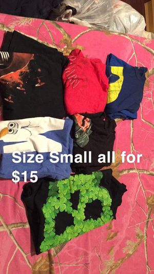 Boys size small lot now $10 for Sale in Leeds, AL