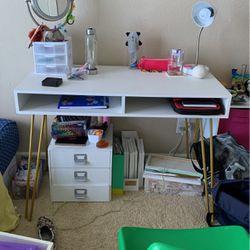 White Desk for Sale in Washougal,  WA