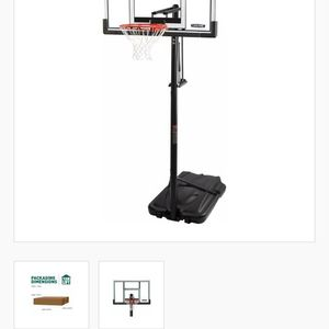 Lifetime 52-inch MVP Basketball Hoop 3 Years Old for Sale in Port Orchard, WA