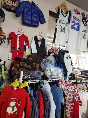 New boys shirts $4.99 jackets $7.99 2 $7.99 slippers $4.99 for Sale in Phoenix, AZ