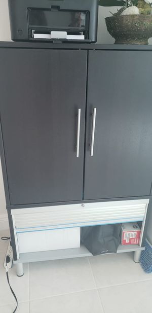 Office filing cabinets package for Sale in Miami, FL