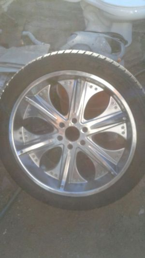 Rims 23 inch for Sale in San Diego, CA