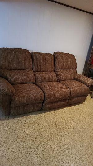 Ikea recliner sofa for Sale in Turtle Creek, PA