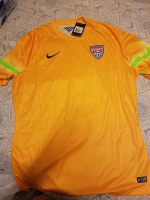 Nike Authentic USMNT GK jersey size 2XL for Sale in Sanger, CA