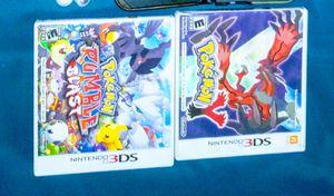 Pokemon NINTENDO 3DS games for Sale in Pico Rivera, CA