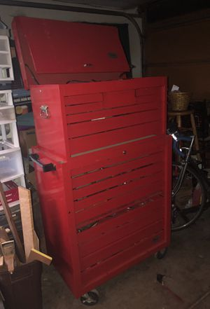 Huot snap-on tool chest for Sale in Denver, CO