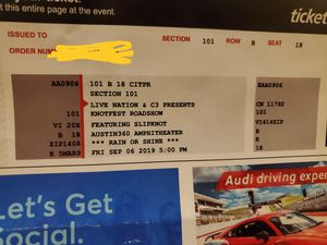 2 SLIPKNOT TICKETS for Sale in CORP CHRISTI, TX