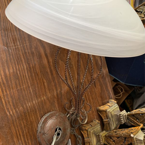 Pretty Ceiling hanging Lamp-hang In the entrance- Looks Pretty When Hanging