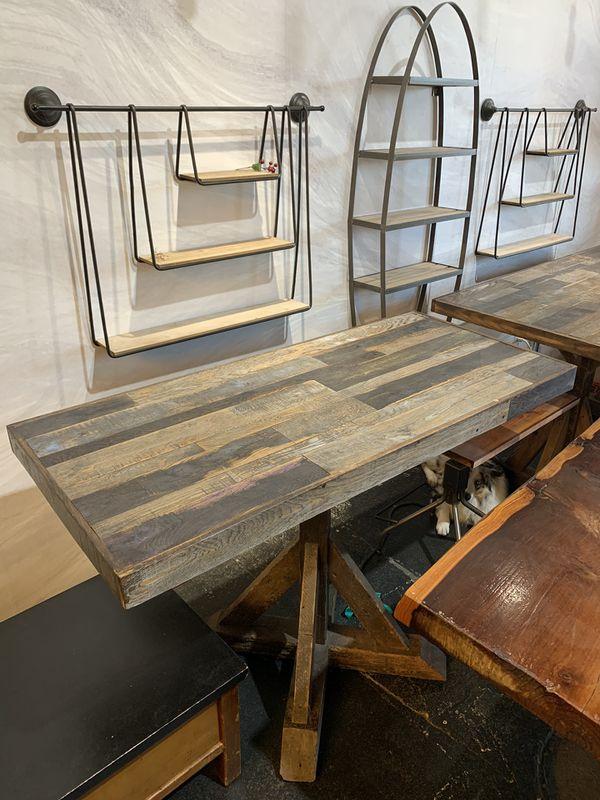 Handmade Custom Table For Sale