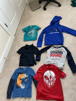 Boy Clothes(size-7) for Sale in Charlotte, NC