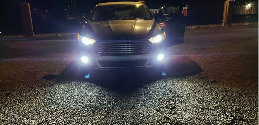 🚨🚨🚨 Ford Fusion LED Light Bulbs for Headlights + Fog Lights + Interior Lights Available 🚨🚨🚨 for Sale in Tucson,  AZ