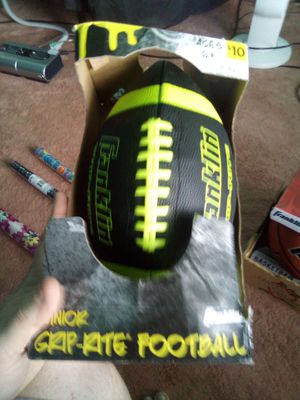 Great for Easter Grip rite foot ball for Sale in Hannibal, MO