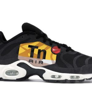 Nike Air Max Plus NS Big Logo Black Size 10 Men's for Sale in Germantown, MD