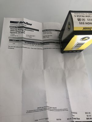 HID headlight for dodge for Sale in Lithonia, GA