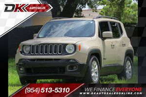 2015 Jeep Renegade for Sale in Hollywood, FL