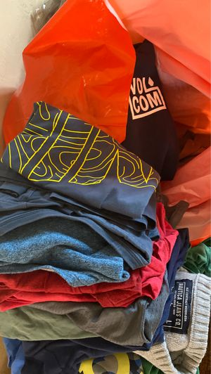 Large lot of men's small/Med clothes for Sale in Chandler, AZ