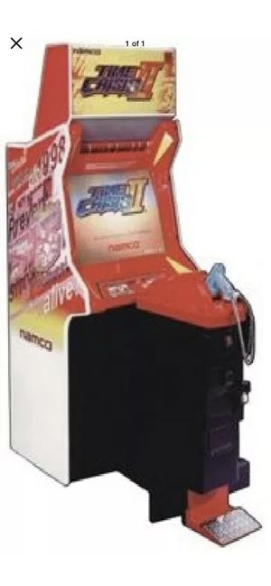 Time crisis 2 Arcade game for Sale in Hayward, CA