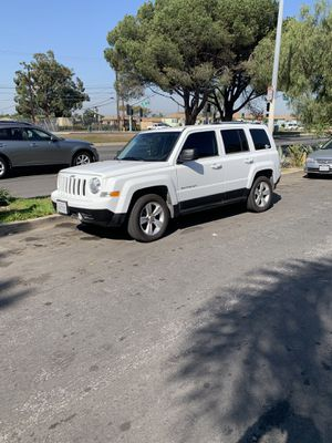 2011 Jeep Patriot 4x4 for Sale in Gardena, CA