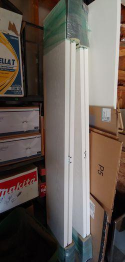 Oak Bi-fold door set- new, finished for Sale in Valley Center,  KS