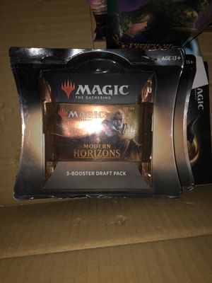 Magic the Gathering/ Pokémon Card Packs , Decks and Special sets for Sale in Houston, TX