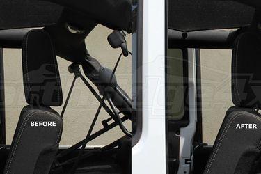 Jeep Wrangler JKU Rear Seat Angle Shims for Sale in Snohomish,  WA