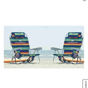 Tommy Bahamas Backpack Camping Beach Chair for Sale in Charlotte, NC