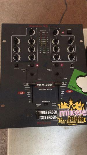 American DJ Audio Mixer for Sale in Las Vegas, NV
