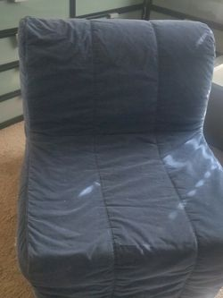 Convertible Chair Bed Foldable for Sale in Seattle,  WA