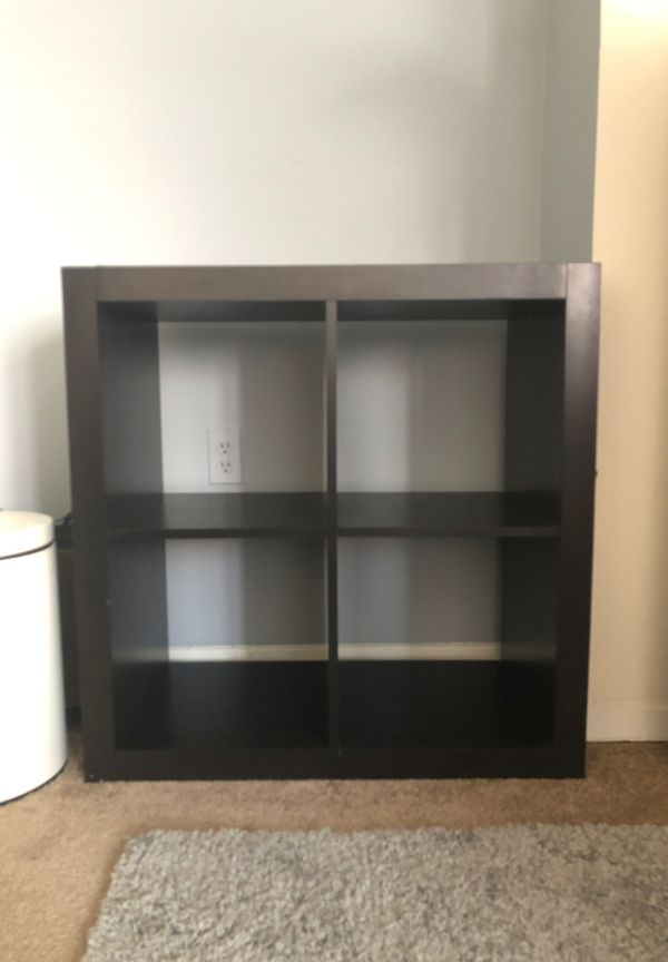 Cube bookcase and/or storage