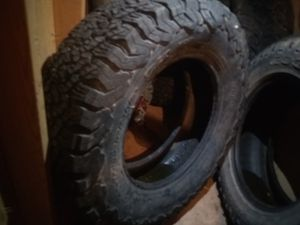 275 70 R 18 Goodyear wrangler for Sale in Sweetwater, TX