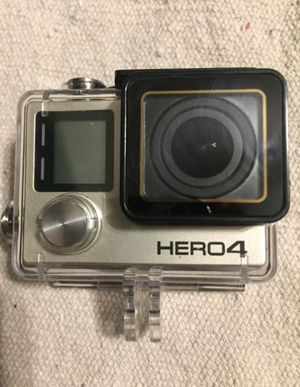 GoPro Hero 4 Silver for Sale in Parma, OH