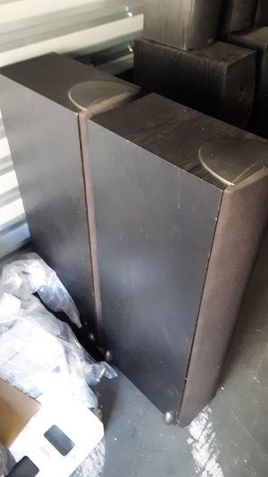 Klipsch synergy F1 floor standing speakers, sound great. for Sale in Vista, CA