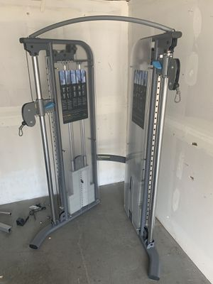 Precor 3.23 functional trainer for Sale in Virginia Beach, VA