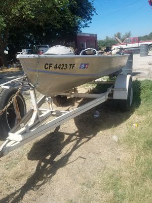 Spectrum boat 6.0 for Sale in Oroville, CA