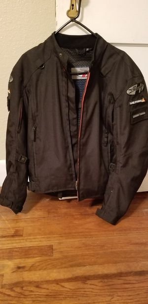 Joe rocket military spec motorcycle jacket for Sale in Pensacola, FL