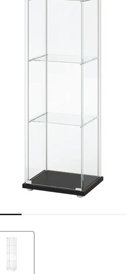Ikea Glass Cabinet - Brand New for Sale in North Plains,  OR