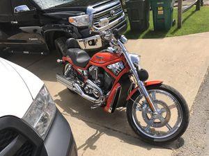 2005 Harley Davidson V-Rod VRSCSE Screaming Eagle CVO for Sale in White Hall, WV
