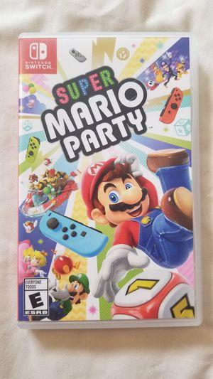Super mario party for Sale in Danville, CA