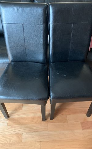 Two chairs for free! for Sale in Chicago, IL