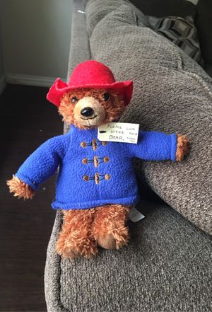 Teddy bear for Sale in Plano, TX