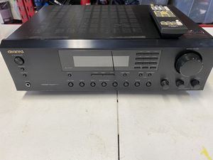 onkyo tx-8255 receiver for Sale in San Jose, CA