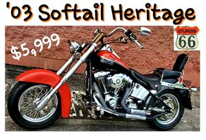 Harley Davidson Softail Heritage for Sale in O'Fallon, MO