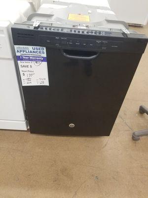 Black GE dishwasher #affordable182 for Sale in Denver, CO