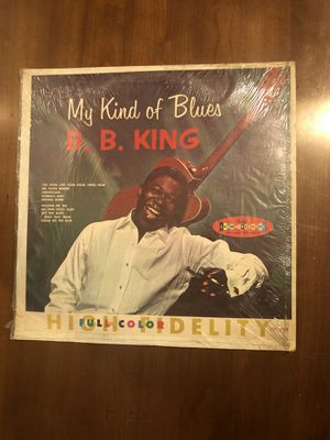 B. B King- My Kind of Blues Vinyl for Sale in Pittsburgh, PA