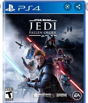 Star Wars :Jedi Fallen Order Ps4 for Sale in Hesperia, CA