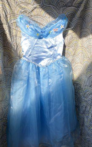 Cinderella costume 7/8 for Sale in Glendale, AZ