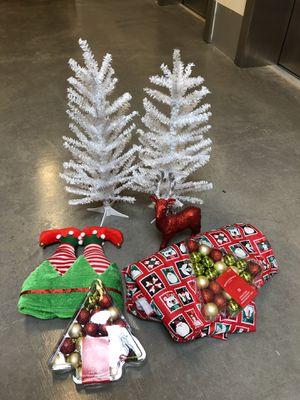 Christmas holiday decor for Sale in Alexandria, VA