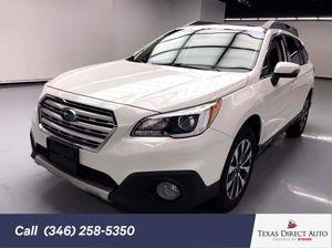2017 Subaru Outback for Sale in Stafford, TX