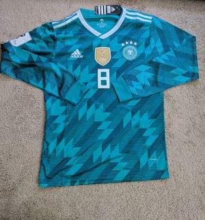 Germany Kroos jersey for Sale in Gainesville, VA
